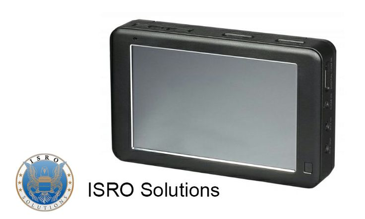 PV 1000 Touch Video Recording Device ISR-D50 The new video recording device is designed for those working in the field of security, being a high quality professional product.  The new PV 1000 Touch is a new DVR that offers a high-definition video capture. The device has a touchscreen that ensures easy navigation through its meniu and options.