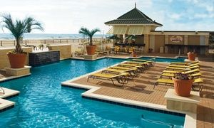 Groupon - Stay at Ocean Beach Club in Virginia Beach, VA. Dates into June. in Virginia Beach, VA. Groupon deal price: $87.20