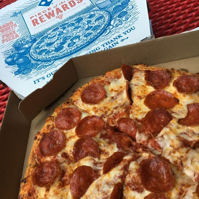 Comment With A If You Re 3 14 Seconds Away From Ordering This Pizza Piday Pizza Pi Math Holiday Food Lunch F Pizza Food Dominos Pizza