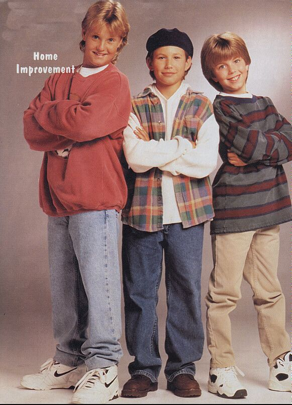 Home Improvement - I used to LOVE JTT!!!!! I wanted to marry him lmao