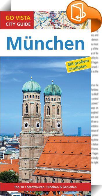 GO VISTA: Reiseführer München    ::  Vor einigen Jahren stand folgende Anzeige in einer Münchner Tageszeitung: 'Gesucht werden aktive Bergwanderer mit Klettererfahrung. Mitzubringen sind entsprechende Ausrüstungsgegenstände plus Eimer und Schrubber zwecks Reinigung des Zeltdachs des Olympiastadions.' Prompt fanden sich zum angegebenen Zeitpunkt um die 50 Freiwillige ein. Veröffentlicht wurde der Aufruf nur leider an einem 1. April, und so wurde es nichts mit der dringend notwendigen Ge...