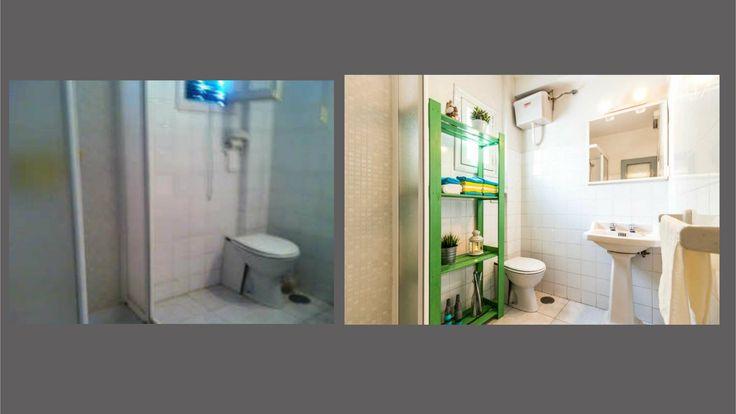 #home staging #segovia #decoración #home #inmobiliaria #ikea #diy #ideas  #antes #después #transformación #piso