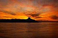 Dalkey sunrise