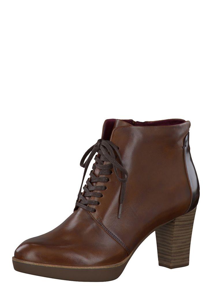 Tamaris Ankle-Boots, Absatz 7,5 cm, braun Jetzt bestellen unter: https://mode.ladendirekt.de/damen/schuhe/stiefeletten/ankleboots/?uid=67b9fe6d-e743-5c9e-87bc-b9f8ce414764&utm_source=pinterest&utm_medium=pin&utm_campaign=boards #stiefeletten #ankleboots #schuhe #bekleidung Bild Quelle: brands4friends.de