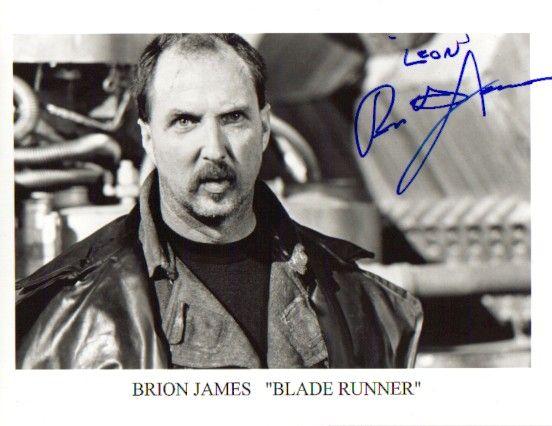 Brion James (Leon)
