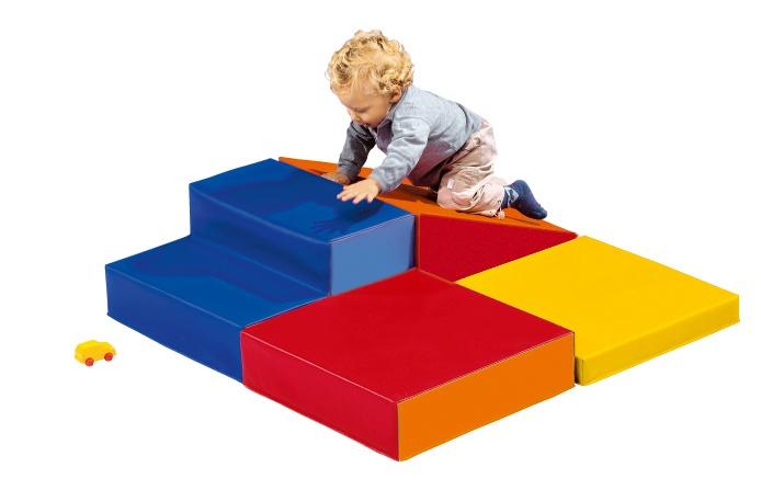 Mini Play Block Explore Set