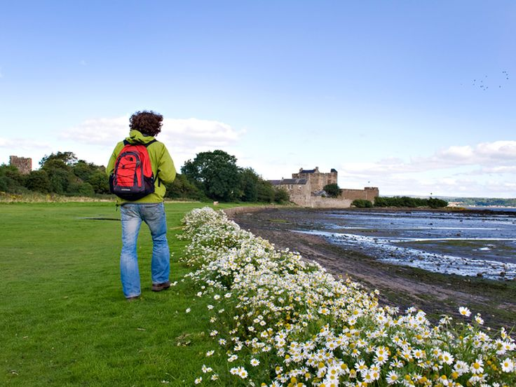 10 Trips That Are Better for Solo Travelers - Condé Nast Traveler - Trekking Europe on the 134-mile John Muir Way (Dunbar to Helensburgh in Scotland).