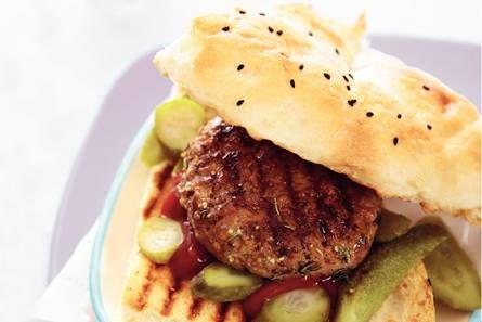 Pittige Mosterdburger Recipe on Yummly. @yummly #recipe