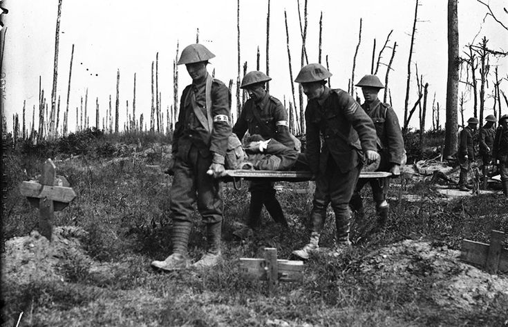 Members of the 5th Battalion Canadian Mounted Rifles are pictured in August, 1916.