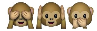 "What Does The Monkey Emoji Mean On Snapchat?   What Does The Monkey Emoji Mean On Snapchat?  Ever since Empire teamed up with Snapchat to offer the gold headphones filter many fans have continued to use the app. If you're still learning to use the app then this post is for you!  What Does The Monkey Emoji Mean On Snapchat?  The middle image of the animal holding its ears means you sent a Snap without a sound. To get the ""Hear No Evil"" emoji you simply have to adjust your sound settings to…"