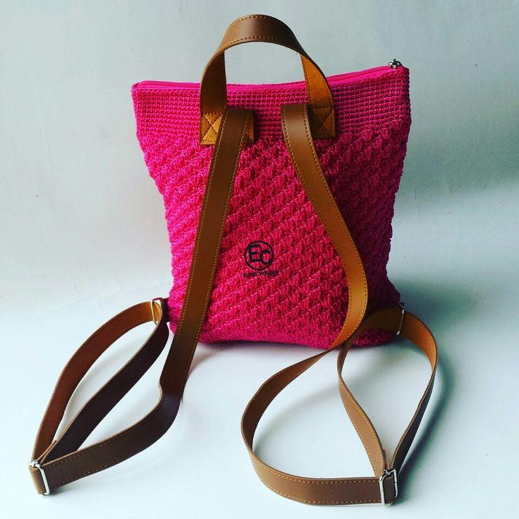 Amira Crochet Backpack by Edelweiss