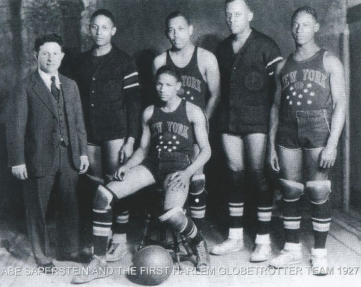 Jan 7, 1927: Harlem Globetrotters play their first game ...
