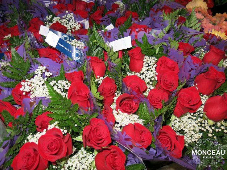 Media docena de rosas en VIPS 19,90€