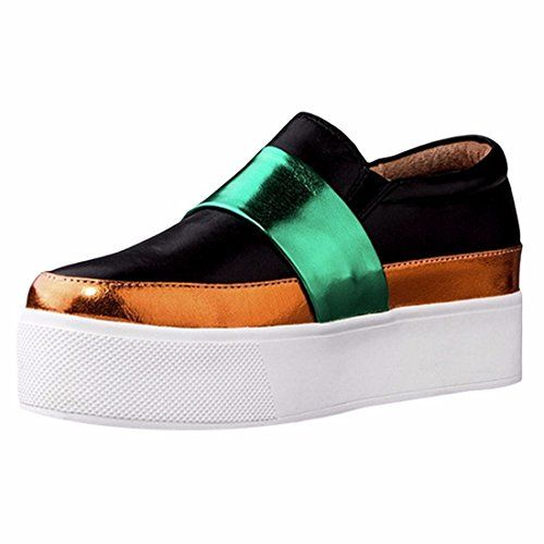 Retro-Mode-Frauen Plattformschuhe Art und Weise Beruehmtheit Beleg auf Schuhen Faulenzer - http://on-line-kaufen.de/jye/retro-mode-frauen-plattformschuhe-art-und-weise