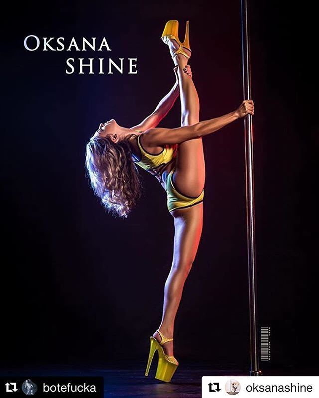 Wow! What a gorgeous split! @oksanashine  wearing translucent yellow heels #handmade by #heelsnthrills #poledancingheels #poleart #poleartist #polefitness #poledashion #poledancingshoes