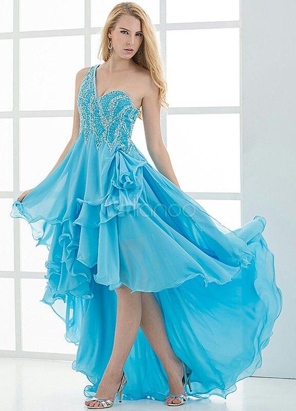 25  best ideas about Short masquerade dress on Pinterest   Blue ...
