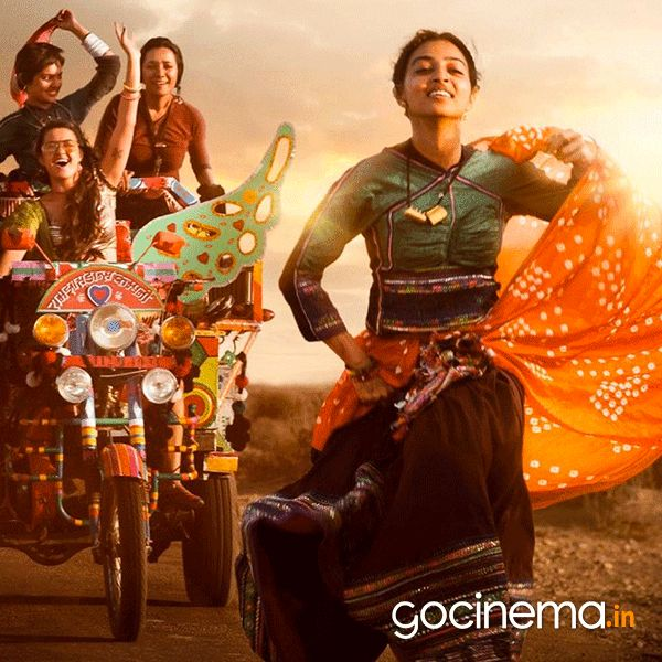 Bollywood movie Parched Review