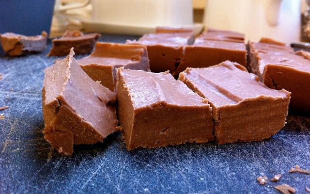 Amazing Coconut Oil Fudge (Dairy-free, Sugar-free) – The Sweet Plantain