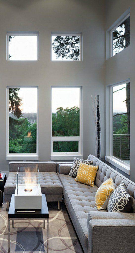 Wohnzimmermobel modern  Wohnzimmermobel-modern-43. ideen wohnzimmermbel wei braun ...
