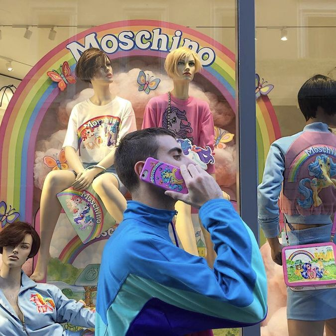 My Little Pony by Moschino on Collaboration Generation – the latest and best in brand innovation