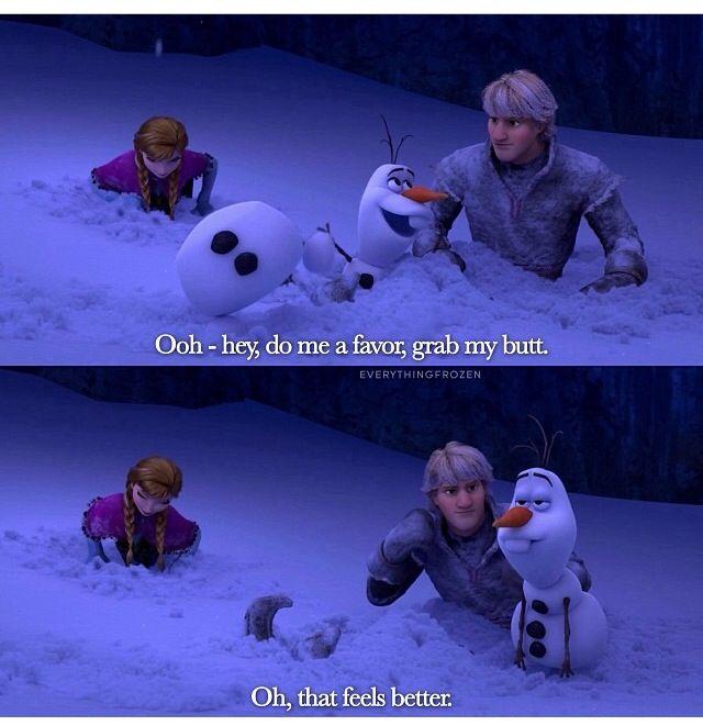 Olaf - funny