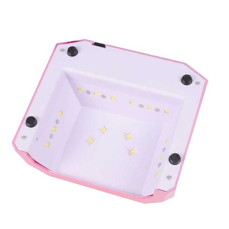 Free Shipping Sun 36W Diamond Upgraded UV LED Nail Lamp For Nails Diamond Shaped Nail Lamp. Click visit to buy #Nail #Tool #NailTool