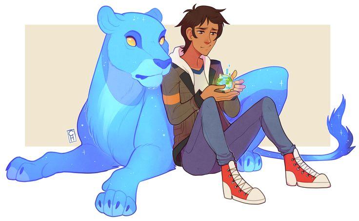 hackfraud artblog  <-- lance and the blue lion.  voltron legendary defender