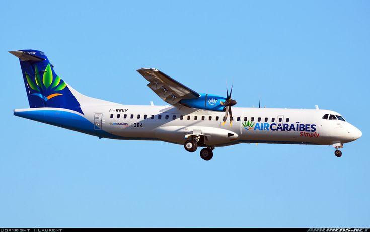 ATR ATR-72-600 (ATR-72-212A) - Air Caraibes Simply   Aviation Photo #4114531   Airliners.net