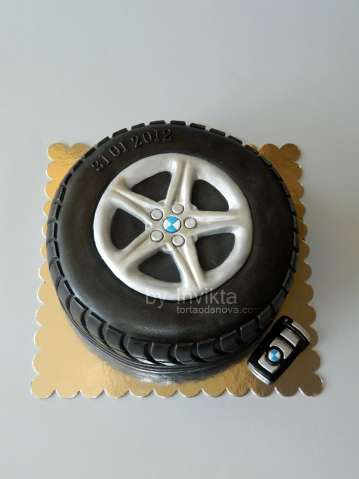 25 best ideas about tire cake on pinterest car cakes for Mercedes benz cake design