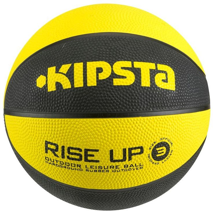 KIPSTA RISE UP T3 #BASKETBOL TOPU  #basketboltopu #top