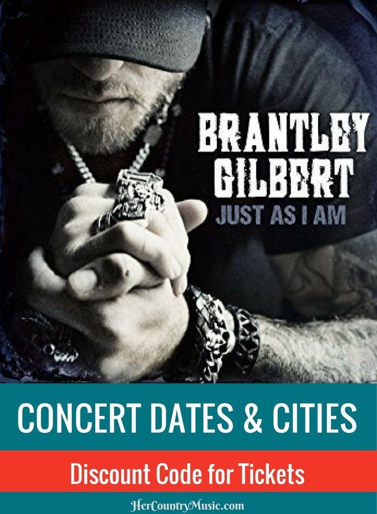 Brantley gilbert tour dates