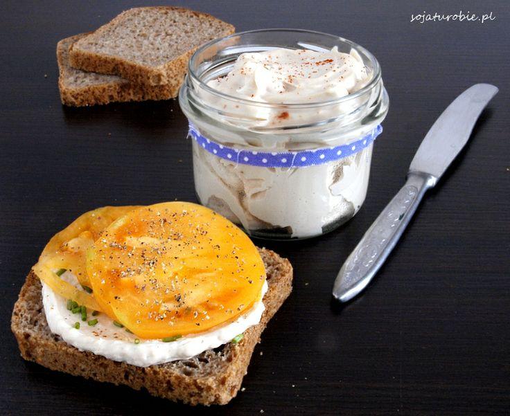 sojaturobie: Kremowy serek bez sera i bez nerkowców
