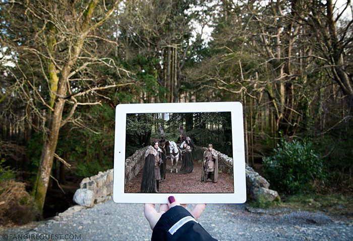 We Travel To Famous Movie Locations And Photograph Them In Real Life // BoredPanda
