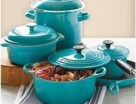 Le Creuset 9-Piece Cookware