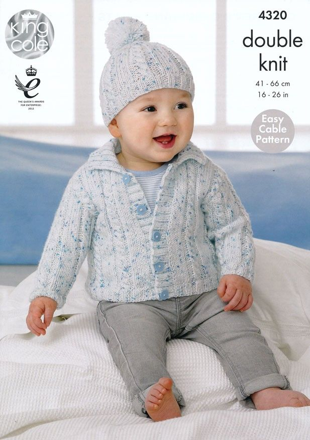 The 189 best Babies knitting patterns images on Pinterest | Baby ...