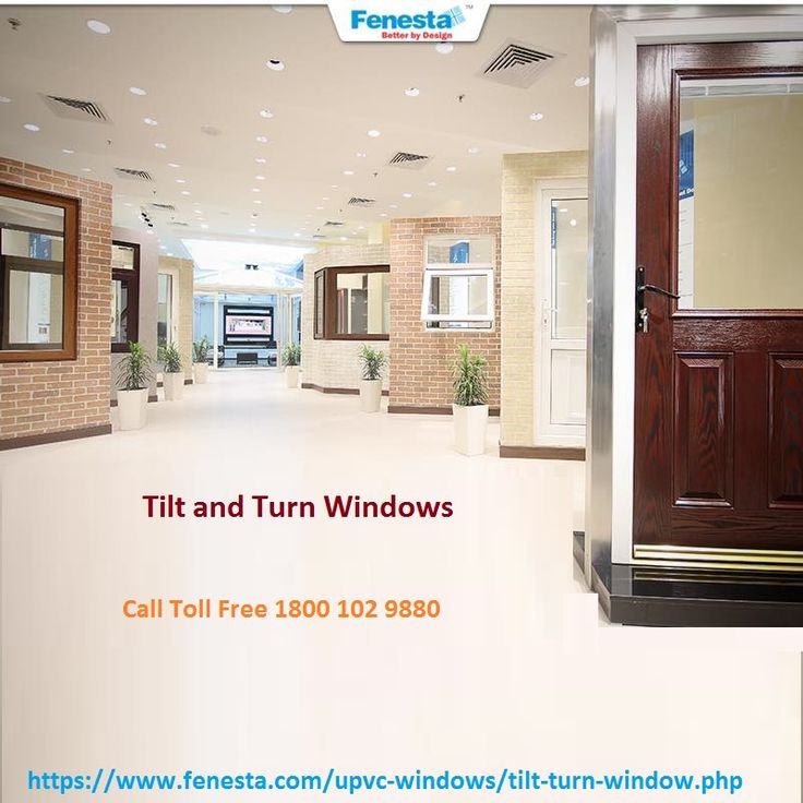 Commercial Tilt And Turn : The tilt and turn windows are one of most popular upvc