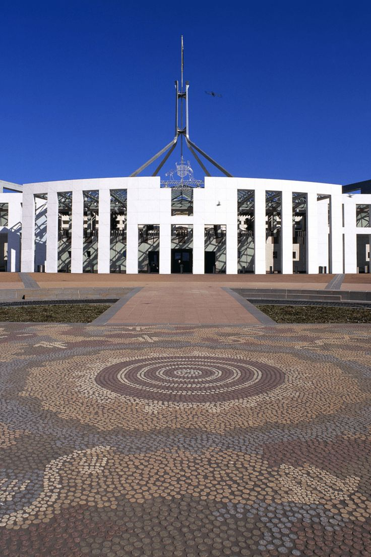 Canberra, Australia's Capital city, home to the Government...