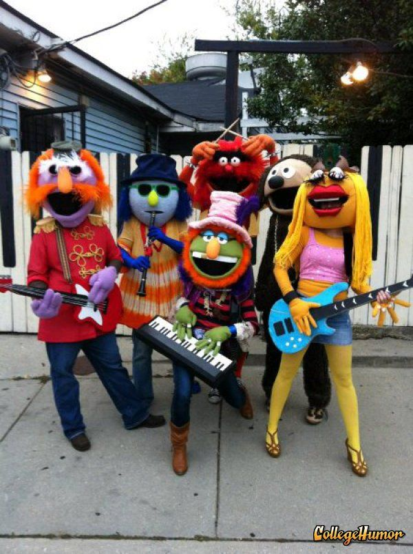 Best Halloween group costumes ever!