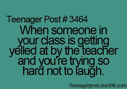 Yeah....and when its something stupid they are fighting about :P