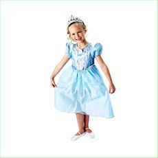 Cinderella Sparkle Costume Small Size - Green Ant Toys Kids Costumes Online #bookweek #kidscostumes #bookweek2016 #costumes
