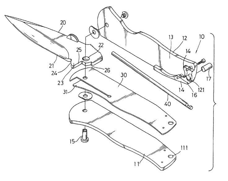 212 best knife designs folding images on pinterest