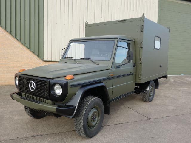 Mercedes GD250 G Wagon 4x4 Box Vehicle for sale   Mercedes
