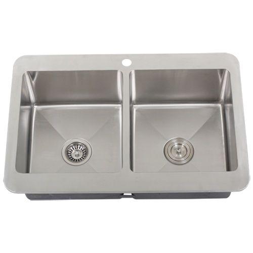 6 Wonderful Overmount Kitchen Sinks