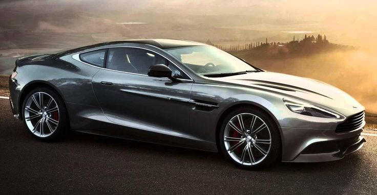 From concept to reality —the Aston Martin DB11, one of 7 new cars from this famed stable...  and another to add to my wish list.