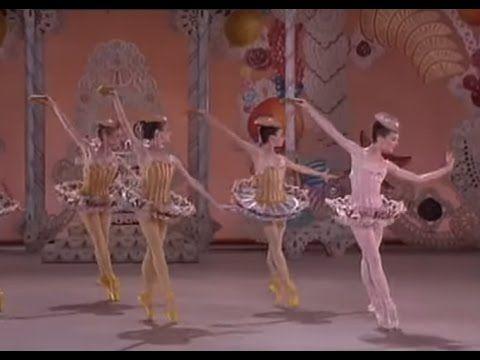 Marzipan dance in Balanchine´s The Nutcracker - NYC Ballet