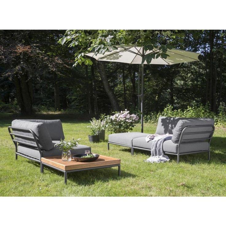 Houe Level Loungegruppe U2022 Houe Gartensofa