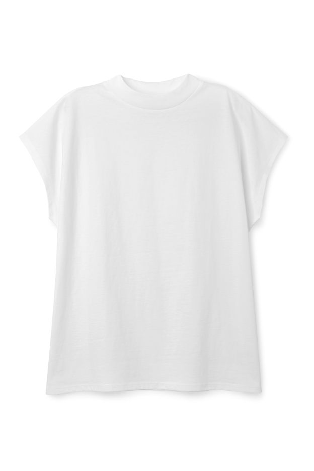 Weekday image 16 of Prime T-Shirt in White