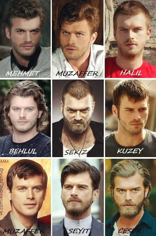 Kivanc Tatlitug- The different roles he has played in Turkish TV and Movies.
