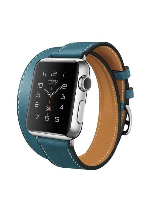 Winter Fashion Edit, Apple Double Tour Hermes Watch £1,150.00