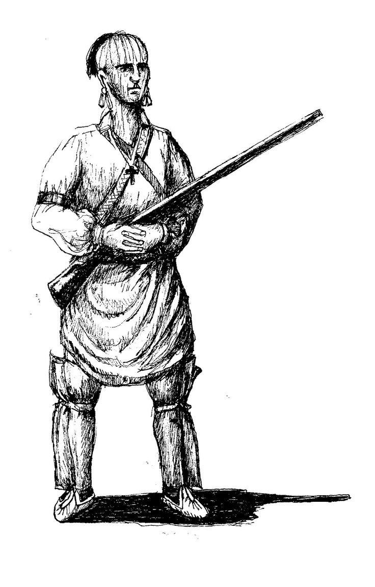 SYW Native warrior